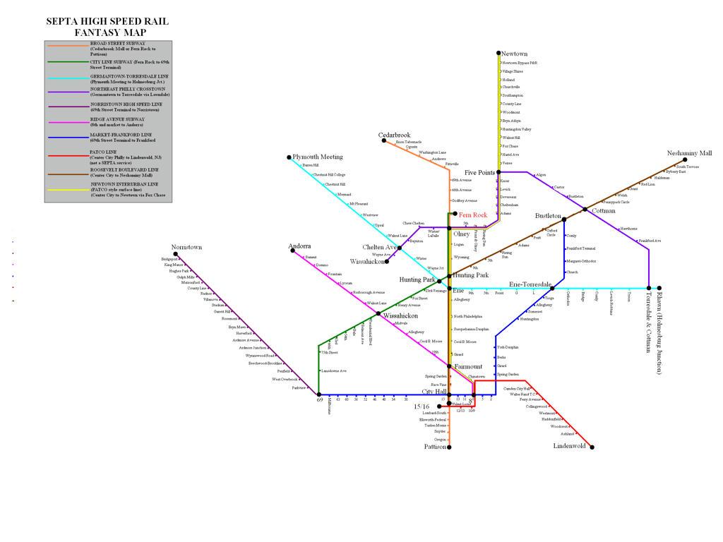 Subway Map Graphic Design.Fantasy Septa Subway Map Artwork And Graphic Design Nyc Transit